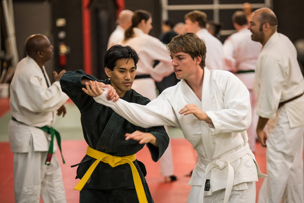 karate jujitsu kempo small circle jujitsu