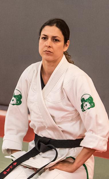 sensei jessica oquin atlanta kyusho and jujitsu jiu jitsu