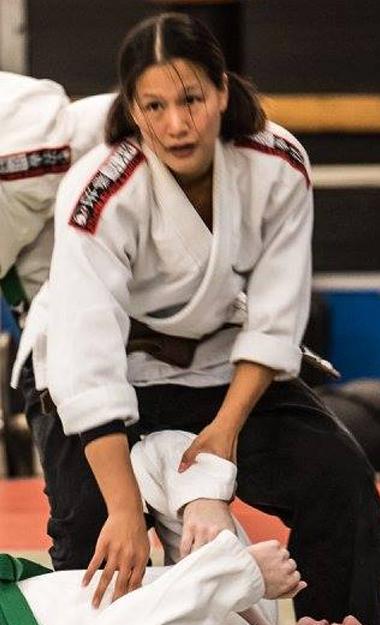sensei karate jujitsu instructor