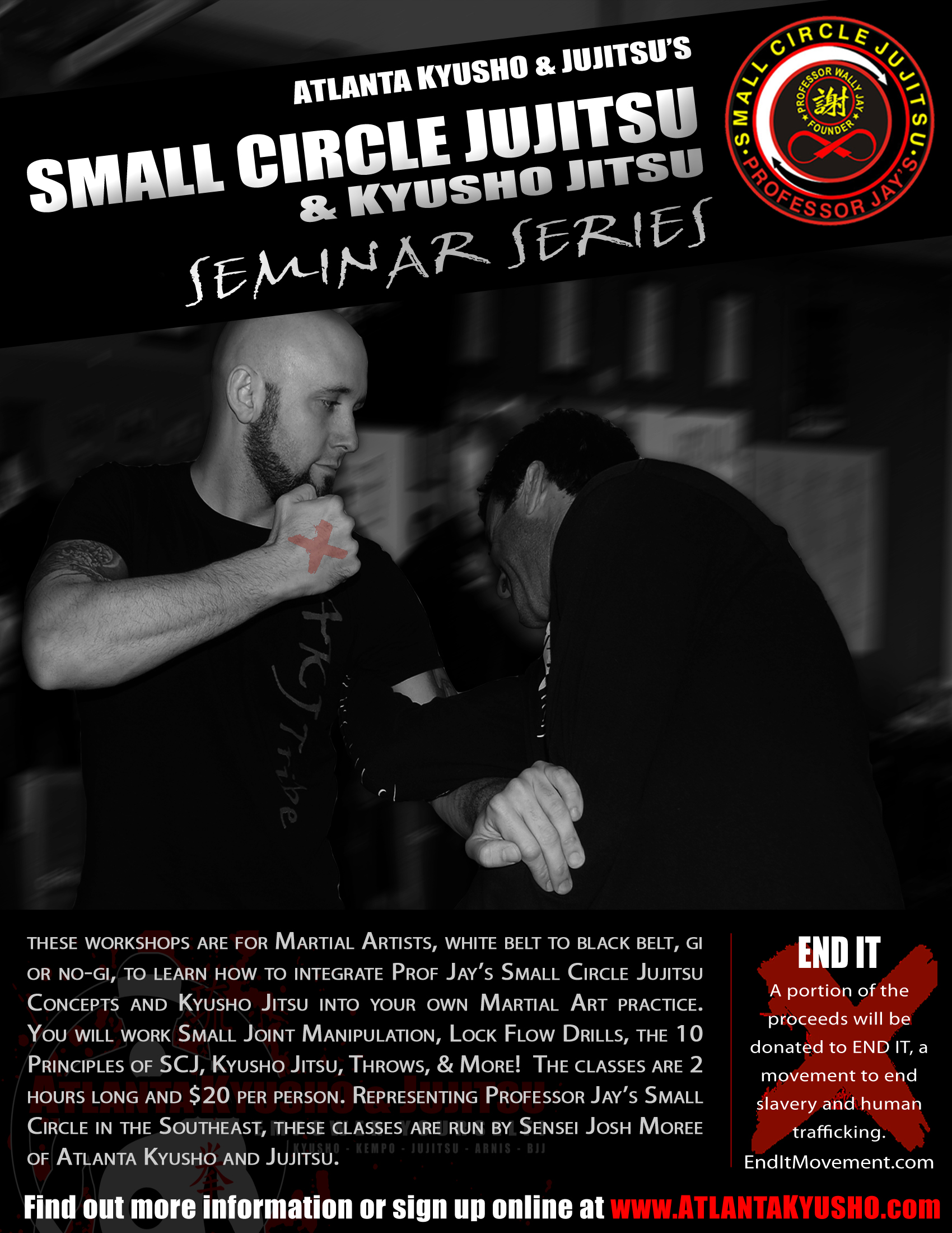 martial arts karate jujitsu seminar