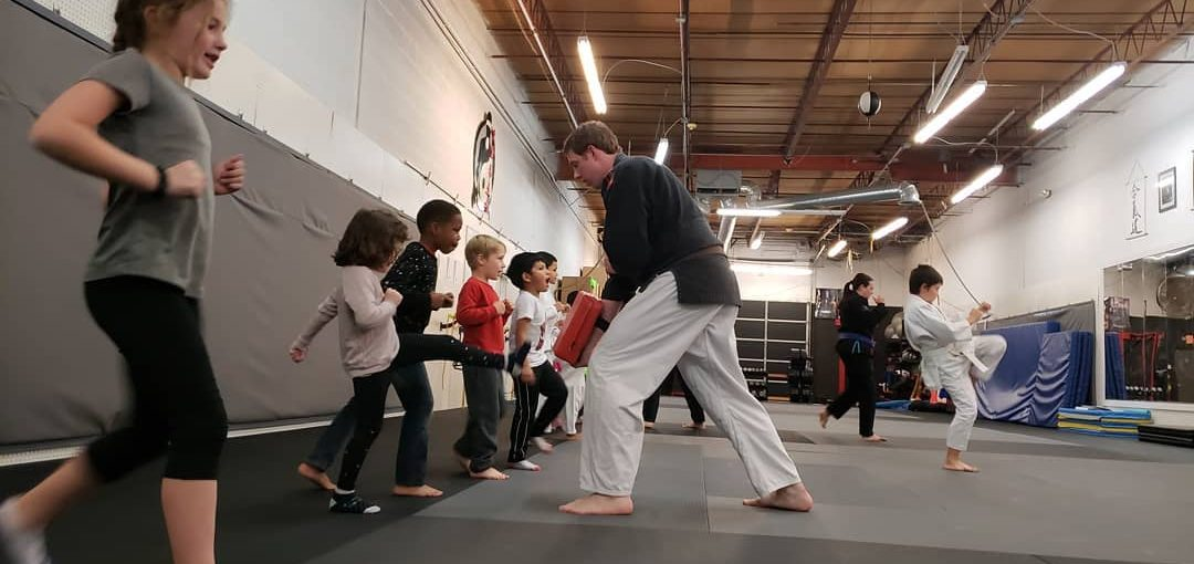 12 Reasons why Martial Arts are better for kids than team sports